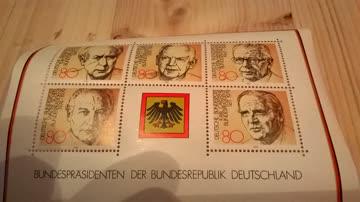 """""""Bundespresidenten der Bundesrepublik Deutschland"""""""