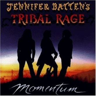 Jennifer & Tribal Rage Batten - Momentum