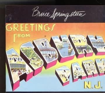 Bruce Springsteen - Greetings From Asbury Park N.J. [UK-Import]