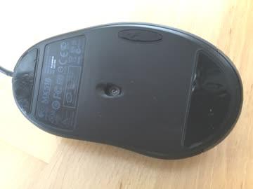 LOGITECH MX518 Präzise Kult-Gaming-Maus USB SILBER!!!!!!!!!!