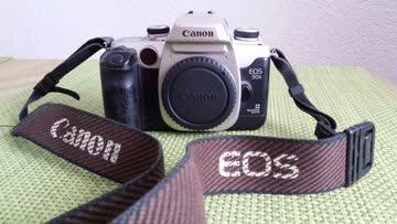 Canon EOS 50 E Analog Spiegelreflexkamera nur Gehäuse