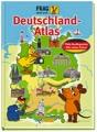 Deutschland-Atlas. Von Bones, Antje
