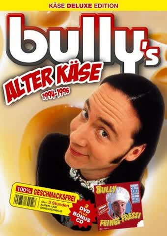 Bully - Alter Käse 1994-1996 (+ Audio-CD) [2 DVDs]