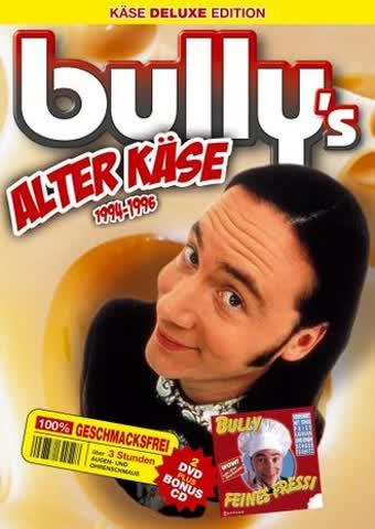 Bully - Alter Käse 1994-1996 (+ Audio-CD) [2 DVDs]