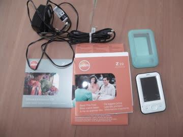 Palm Handheld Z22