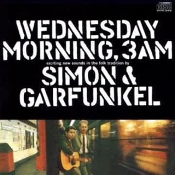 Simon & Garfunkel - Wednesday Morning