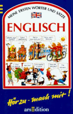 Meine ersten Wörter und Sätze, Englisch, 1 Cassette