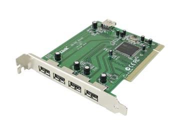 D-Link DU-520 5-Port HI-Speed USB PCI Adapter TOP ZUSTAND!!!