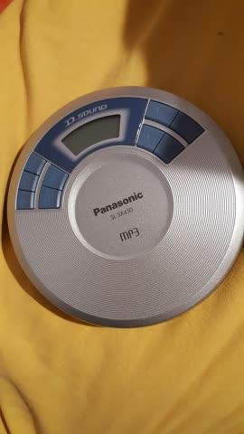 Panasonic SL SX450 MP3-Player