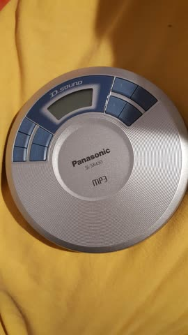 Panasonic SL SX450 MP3-Player