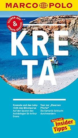 MARCO POLO Reiseführer Kreta: Reisen mit Insider-Tipps. Inkl. kostenloser Touren-App und Event&News