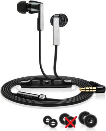 Sennheiser CX 5.00i In-Ear-Kopfhörer