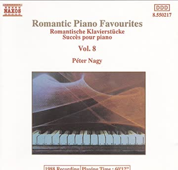 Ludwig van Beethoven - Romantic Piano Favourites, Vol. 8 (UK Import)
