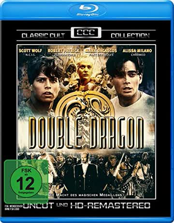 Double Dragon - Classic-Cult-Edition [Blu-ray]
