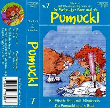 Pumuckl 7, Fäschtässe-Büsi [Musikkassette]