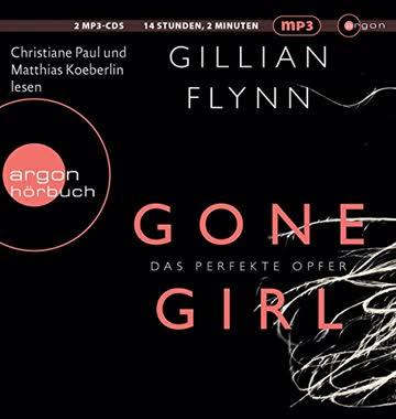 Gone Girl - Das perfekte Opfer (Hörbestseller MP3-Ausgabe)