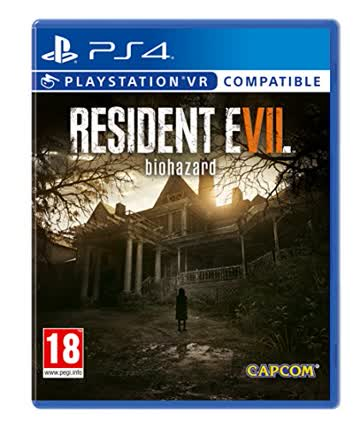 Resident Evil 7 [Playstation 4] - [AT-PEGI]