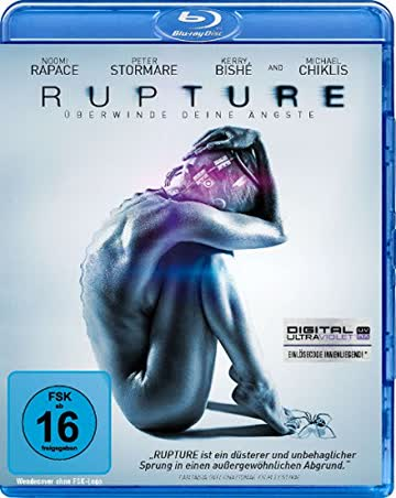 Rupture - Überwinde deine Ängste [Blu-ray]
