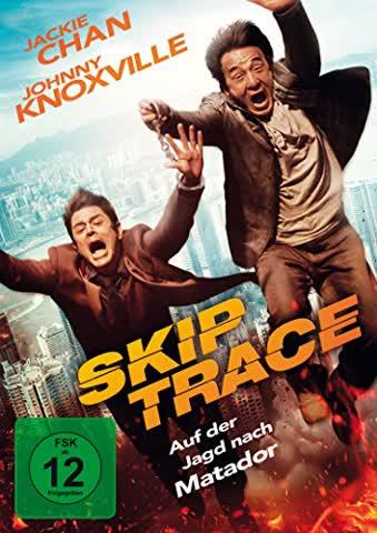 Jackie Chan - Skiptrace [DVD] [2016]