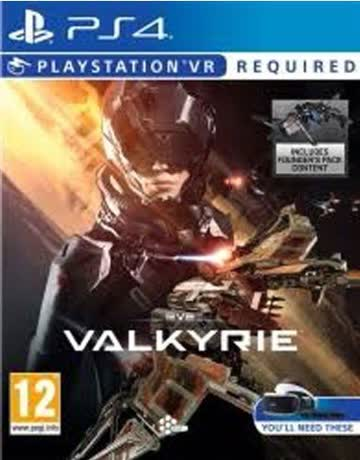 EVE: Valkyrie (VR only) [AT-PEGI]