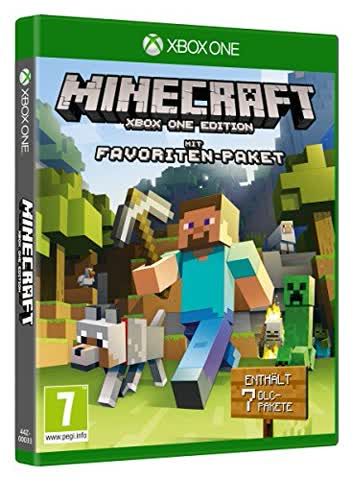 Minecraft - Favourites Edition (XONE)(PEGI)
