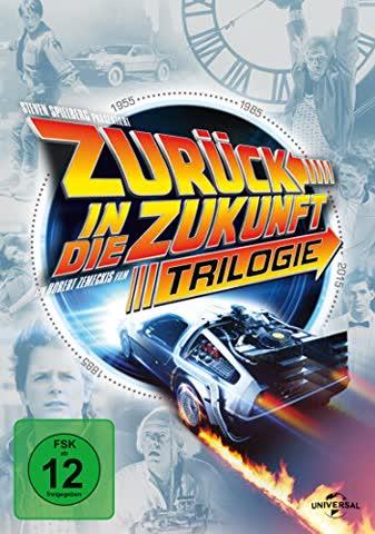 Zurück in die Zukunft - Trilogie. 30th Anniversary Edition