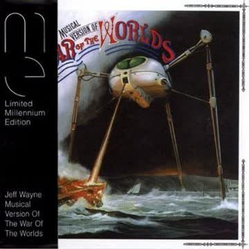 Jeff Wayne - Highlights from The War Of The Worlds