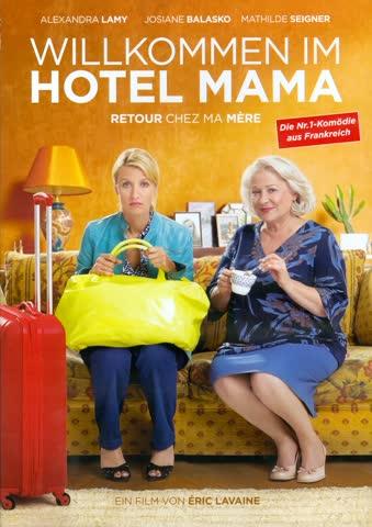 Willkommen im Hotel Mama