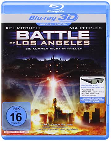 Battle of Los Angeles - Real 3D Edition (3D Blu-ray) [Special Edition]