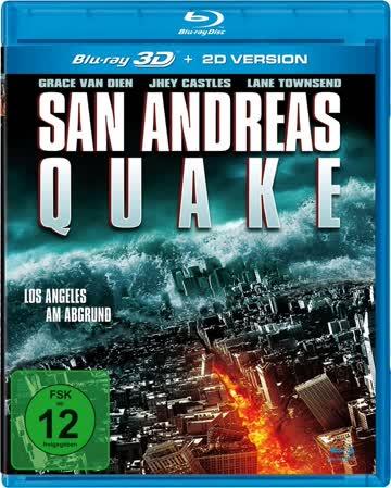San Andreas Quake 3D - Los Angeles am Abgrund (Blu-ray 3D (+2D))