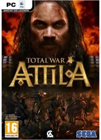 Total War: Attila (PC) (PEGI) [German Version]