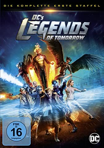 DC Legends of Tomorrow [4 DVDs]