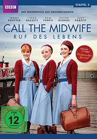 Call the Midwife - Ruf des Lebens, Staffel 5 [3 DVDs]