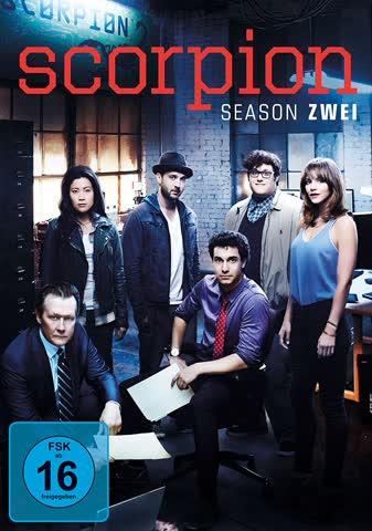 Scorpion - Staffel 2