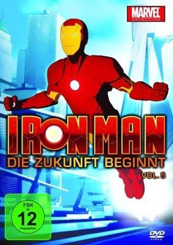 Iron Man: Die Zukunft beginnt, Vol. 5
