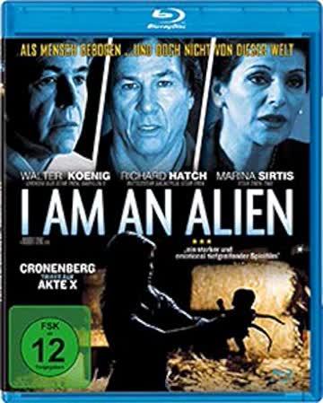 I AM AN ALIEN - MOVIE [Blu-ray] [2008]