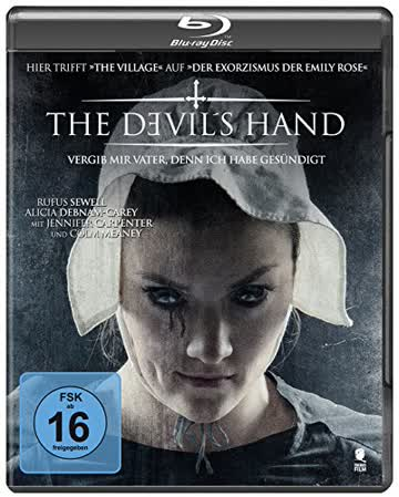 The Devil's Hand [Blu-ray]