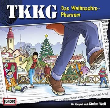 TKKG 193/Das Weihnachts-Phantom