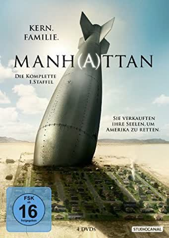 Manhattan - Die komplette 1. Staffel [4 DVDs]