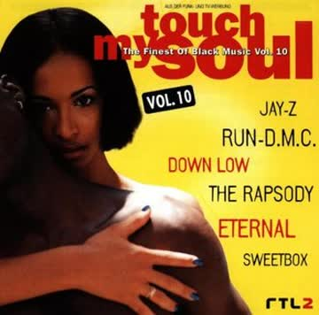 Various - Touch My Soul - The Finest Of Black Music Vol. 10