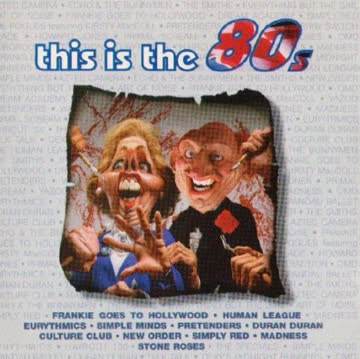 Various Artists - This Is the 80's [UK-Import]