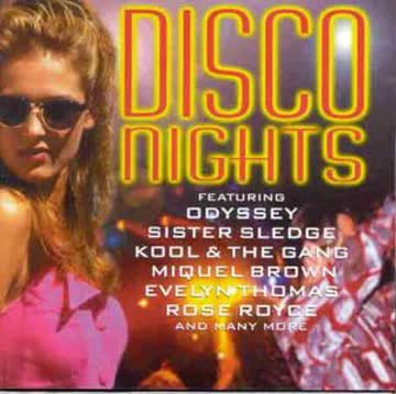 Various - Disco Nights