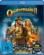 Quatermain 2 - Auf der Suche nach der geheimnisvollen Stadt [Blu-ray]