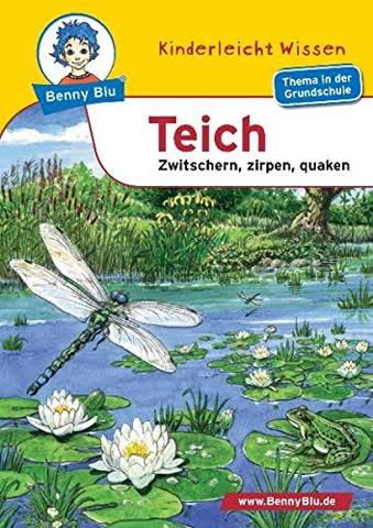 Benny Blu 02-0133 Benny Blu Teich-Zwitschern, zirpen, quaken