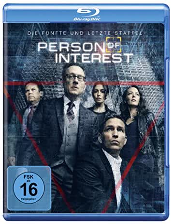 Person of Interest - Staffel 5 [Blu-ray]