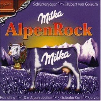 Various - Milka-Alpenrock