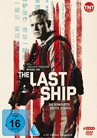 The Last Ship - Die komplette dritte Staffel [4 DVDs]