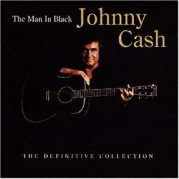 Johnny Cash - The Man in Black (The Definitive Collection)