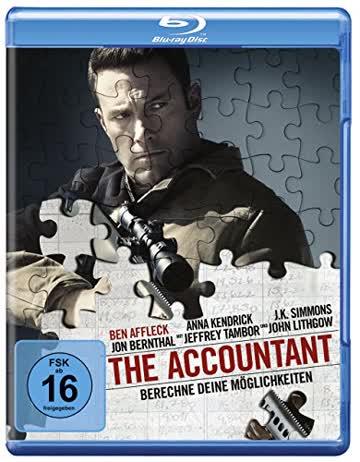 The Accountant [Blu-ray]