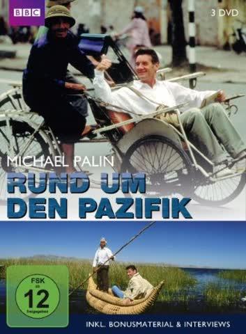 Michael Palin: Rund um den Pazifik [3 DVDs]